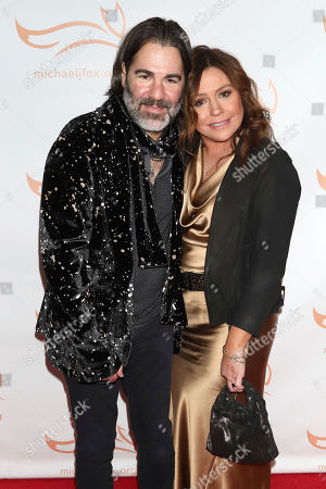 "John Cusimano, Rachael Ray. John Cusimano and Rachael Ray attend the Michael J Fox Foundation's ""A Funny Thing Happened on the Way to Cure Parkinson's"" Gala to benefit Parkinson's research at the Hilton New York, in New York"