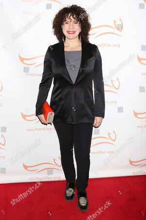 "Susie Essman attends the Michael J Fox Foundation's ""A Funny Thing Happened on the Way to Cure Parkinson's"" Gala to benefit Parkinson's research at the Hilton New York, in New York"