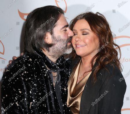Rachael Ray and husband John Cusimano