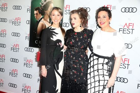 Editorial picture of The Crown season premiered at AFI Fest in Los Angeles, USA - 16 Nov 2019