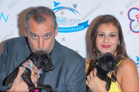 Editorial photo of Get Your Rescue On Gala, North Shore Animal League America, New York, USA - 15 Nov 2019