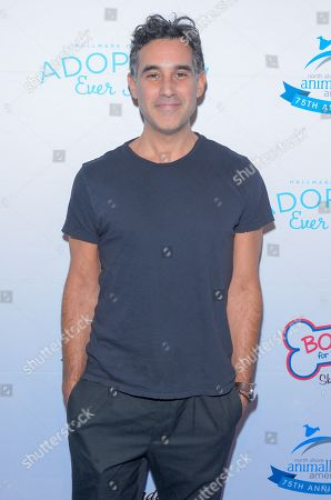Joshua Radin attends the North Shore Animal League, America's Annual Get Your Rescue On Gala at Pier Sixty New York City