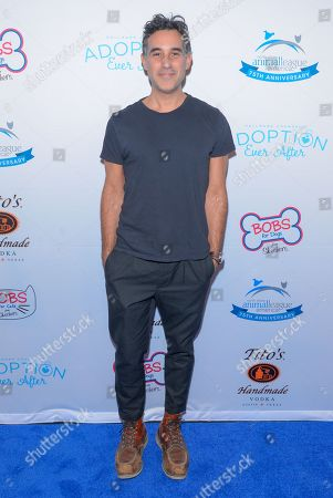 Stock Picture of Joshua Radin attends the North Shore Animal League, America's Annual Get Your Rescue On Gala at Pier Sixty New York City