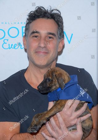 Stock Photo of Joshua Radin attends the North Shore Animal League, America's Annual Get Your Rescue On Gala at Pier Sixty New York City