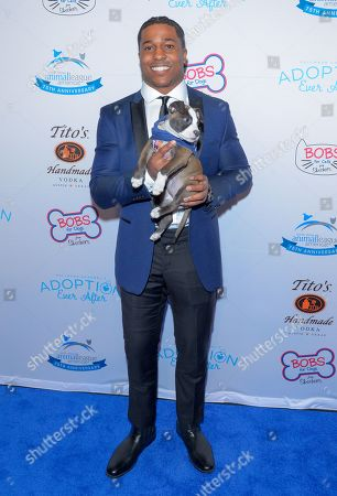 Stock Image of Avery Williamson attends the North Shore Animal League, America's Annual Get Your Rescue On Gala at Pier Sixty New York City