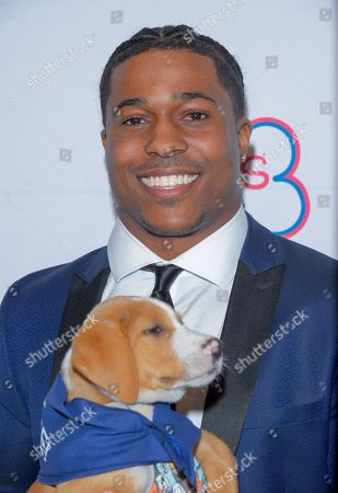 Stock Picture of Avery Williamson attends the North Shore Animal League, America's Annual Get Your Rescue On Gala at Pier Sixty New York City