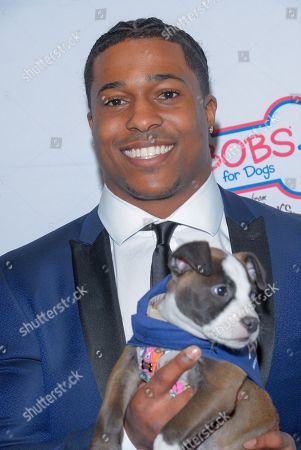 Avery Williamson attends the North Shore Animal League, America's Annual Get Your Rescue On Gala at Pier Sixty New York City