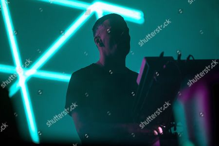 Ed Simons of The Chemical Brothers