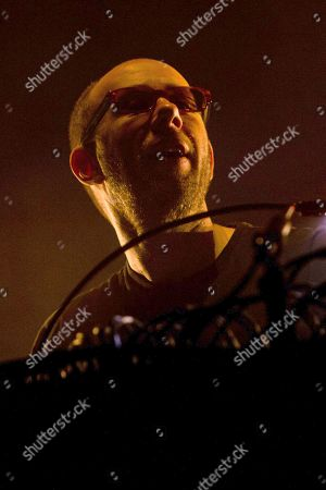 Tom Rowlands of The Chemical Brothers
