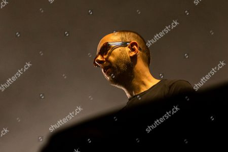 Editorial image of The Chemical Brothers in concert, Milan, Italy - 16 Nov 2019