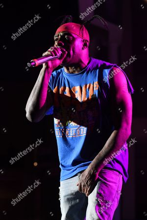 Stock Image of Coolio