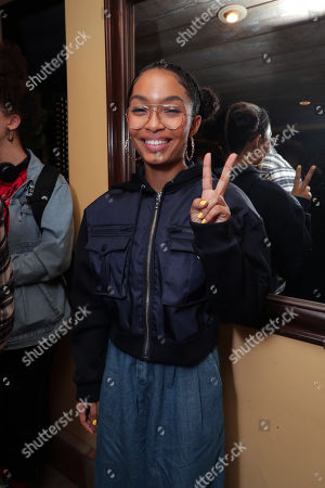 Stock Picture of Yara Shahidi