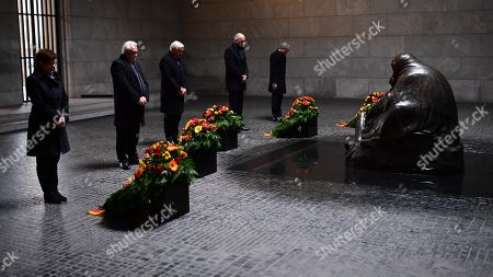 Editorial photo of National day of mourning for the victims of wars and dictatorship, Berlin, Germany - 17 Nov 2019