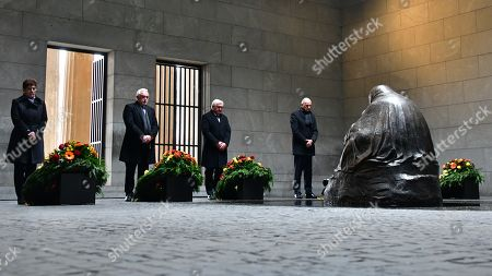 Editorial image of National day of mourning for the victims of wars and dictatorship, Berlin, Germany - 17 Nov 2019