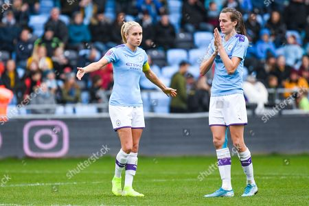 Editorial photo of Manchester City Women v West Ham United Women, FA Women's Super League - 17 Nov 2019