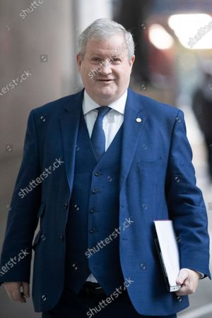The Scottish National Party's Westminster Leader Ian Blackford