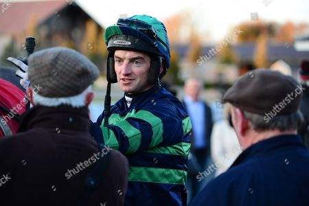Stock Photo of PUNCHESTOWN. DEWCUP and Patrick Mullins won for trainer TED WALSH.