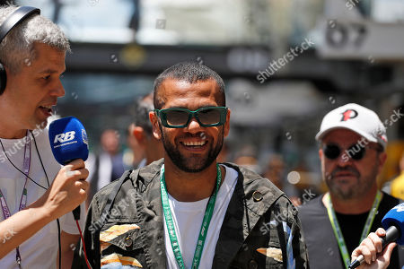 Editorial picture of F1 GP Auto Racing, Sao Paulo, Brazil - 17 Nov 2019