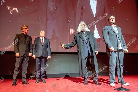 Editorial picture of EnergaCamerimage Film Festival 2019 in Torun, Poland - 16 Nov 2019
