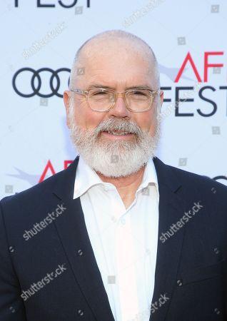 Editorial photo of 'The Traitor' film premiere, Arrivals, AFI Fest, Los Angeles, USA - 16 Nov 2019