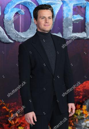 Editorial photo of 'Frozen 2' film premiere, London, UK - 17 Nov 2019