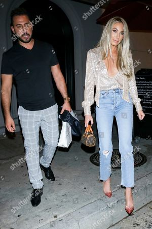 Editorial photo of Celebrities at Craig's Restaurant, West Hollywood, Los Angeles, USA - 16 Nov 2019