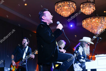 Julian Lennon performs with Collective Soul during Captain Planet Foundation's Annual Benefit Gala at Flourish Atlanta, in Atlanta