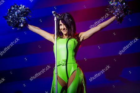Stock Picture of Marina Diamandis