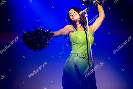 Stock Photo of Marina Diamandis