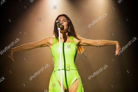 Stock Image of Marina Diamandis