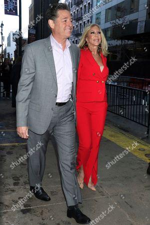 Steve Lodge and Vicki Gunvalson