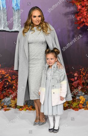 Editorial photo of Frozen II film premiere in London, United Kingdom - 17 Nov 2019