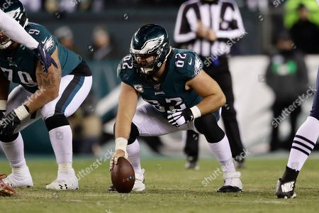 Editorial photo of Patriots Eagles Football, Philadelphia, USA - 17 Nov 2019
