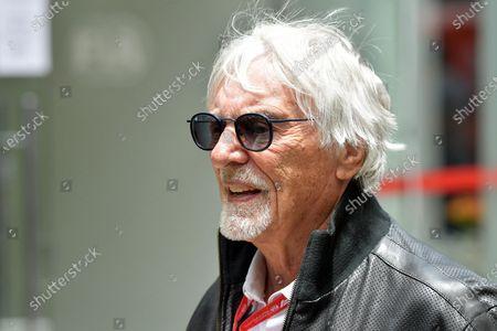 Stock Photo of Bernie Ecclestone
