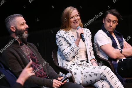 Jeremy Strong, Sarah Snook, Kieran Culkin