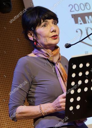 Stock Image of Elisabetta Sgarbi