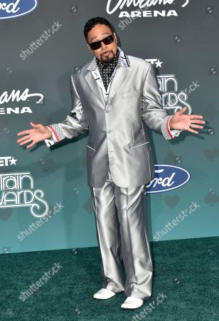 Stock Picture of Morris Day