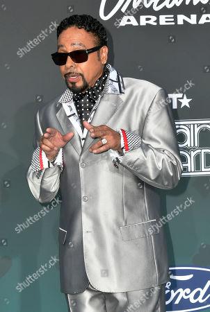 Editorial photo of Soul Train Music Awards, Arrivals, Las Vegas, USA - 17 Nov 2019