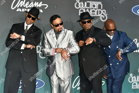 Editorial picture of Soul Train Music Awards, Arrivals, Las Vegas, USA - 17 Nov 2019