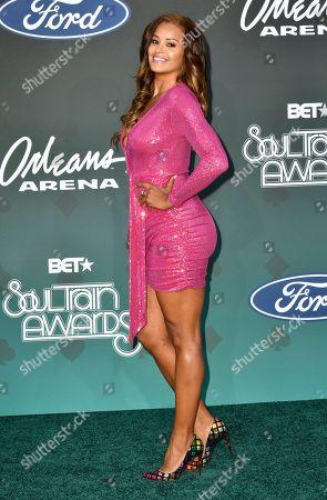 Stock Picture of Claudia Jordan