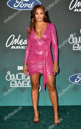 Editorial picture of Soul Train Music Awards, Arrivals, Las Vegas, USA - 17 Nov 2019