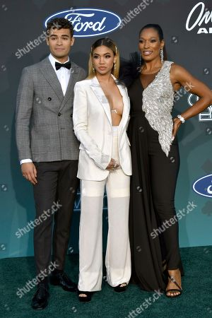 Editorial photo of Soul Train Music Awards, Arrivals, Las Vegas, USA - 17 Nov 2019