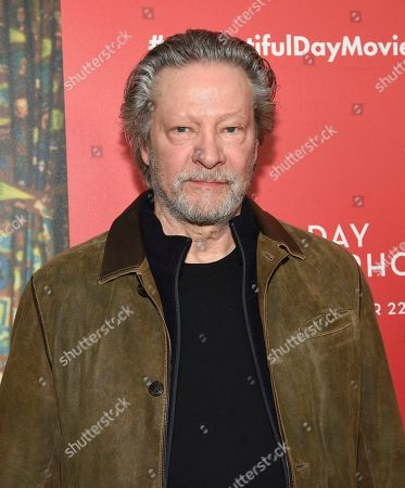 """Chris Cooper attends a special screening of """"A Beautiful Day In The Neighborhood"""" at the Henry R. Luce Auditorium, in New York"""