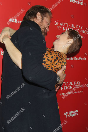 "Editorial image of NY Special Screening of ""A BEAUTIFUL DAY IN THE NEIGHBORHOOD"", New York, USA - 17 Nov 2019"