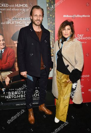 """Editorial picture of NY Special Screening of """"A Beautiful Day In The Neighborhood"""", New York, USA - 17 Nov 2019"""