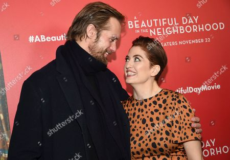 """Editorial photo of NY Special Screening of """"A Beautiful Day In The Neighborhood"""", New York, USA - 17 Nov 2019"""