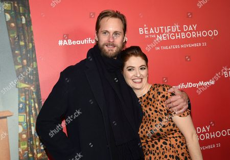"""Editorial image of NY Special Screening of """"A Beautiful Day In The Neighborhood"""", New York, USA - 17 Nov 2019"""