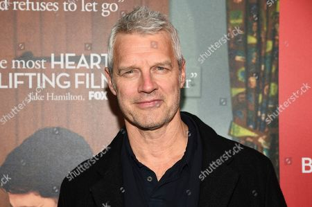 """Stock Picture of Neil Burger attends a special screening of """"A Beautiful Day In The Neighborhood"""" at the Henry R. Luce Auditorium, in New York"""