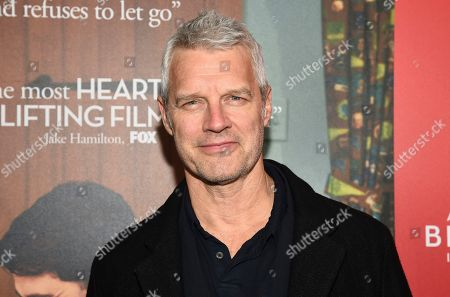 """Neil Burger attends a special screening of """"A Beautiful Day In The Neighborhood"""" at the Henry R. Luce Auditorium, in New York"""