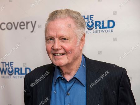 Jon Voight attends the Champions of Jewish Values International Awards gala at Carnegie Hall in New York. Oscar-winning actor Voight, singer and musician Alison Krauss and mystery writer James Patterson are among those being honored by President Donald Trump for their contributions to the arts or the humanities. The White House announced four recipients of the National Medal of Arts and four of the National Humanities Medal Sunday night, Nov. 17, 2019